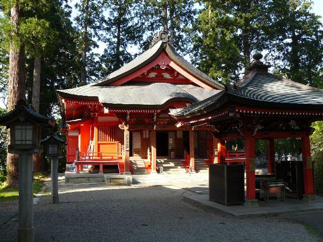 羽黒山 霊祭殿