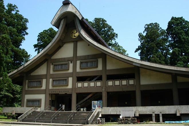 羽黒山 歴史博物館