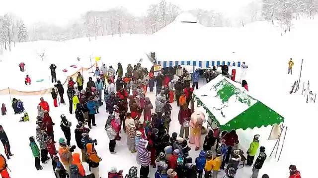山形 雪まつり 朝日町雪祭り