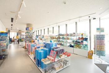 加茂水族館 売店