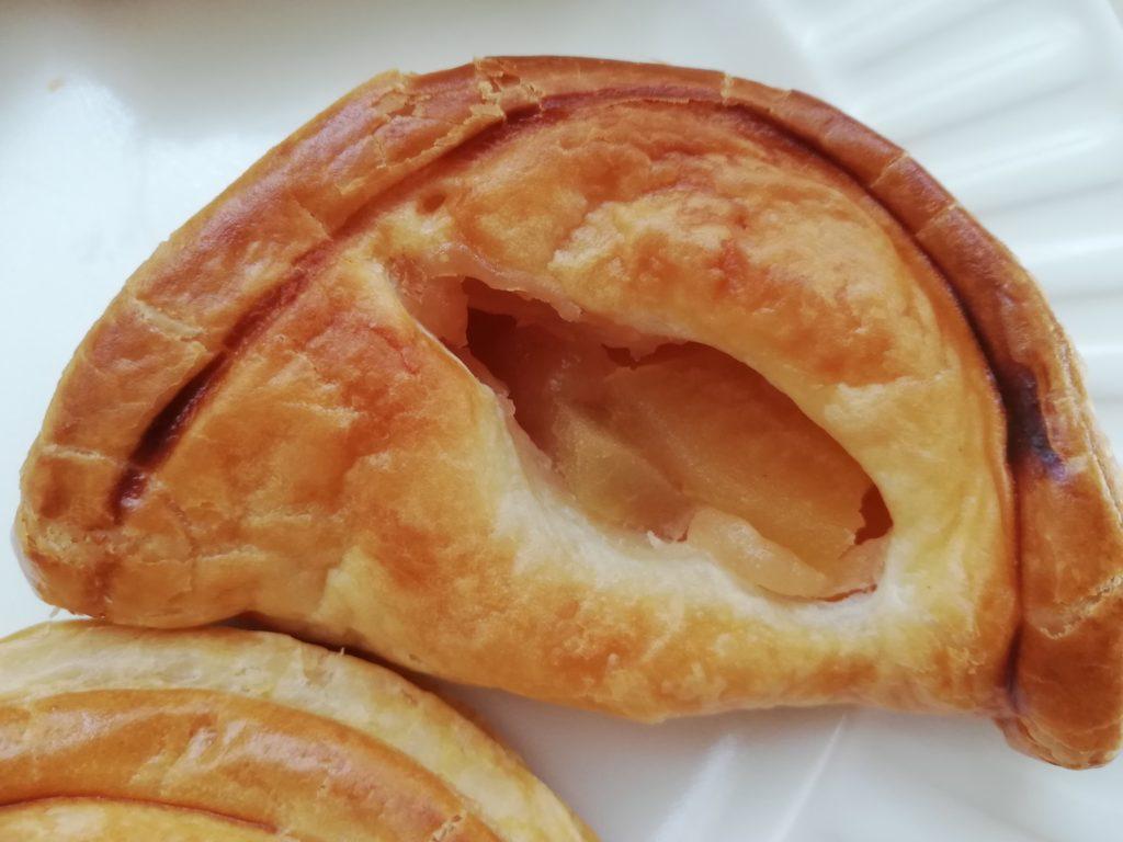 寒月堂 尾花沢市 りんごのパイ