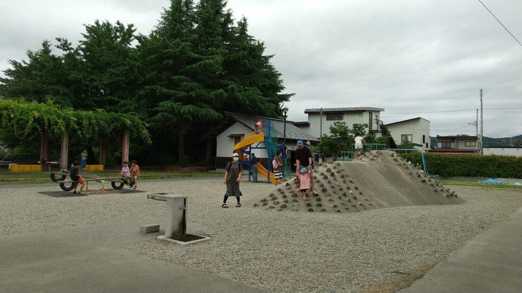 河北町児童動物園 公園